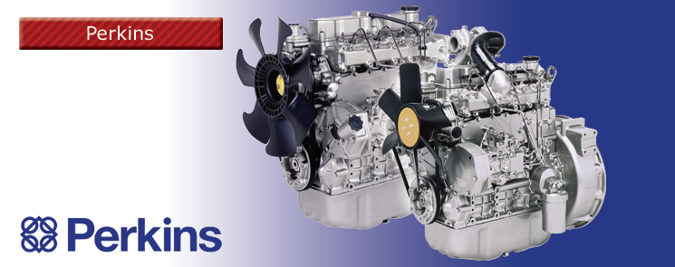 Perkins engines, parts and services